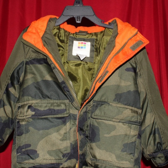 aec18687c Healthtex Jackets & Coats | Toddler Boy Camo Jacket 2t | Poshmark
